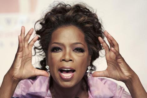 oprah winfrey body. ody painting portrait