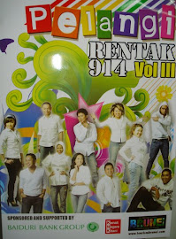 Album CD Rentak 91.4 Vol 3.