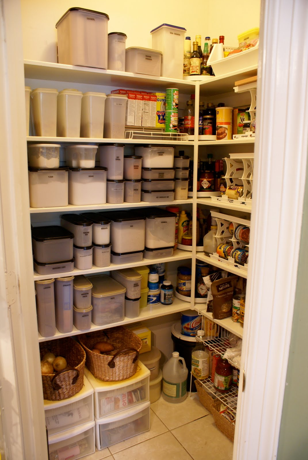 Remarkable Pantry Organization Ideas 1071 x 1600 · 188 kB · jpeg