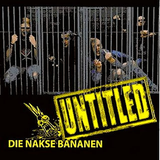 Cover Album of DIE NAKSE BANANEN - UNTITLED