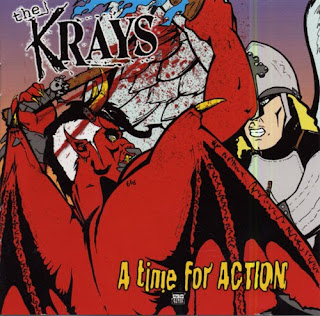 THE KRAYS - A TIME FOR ACTION