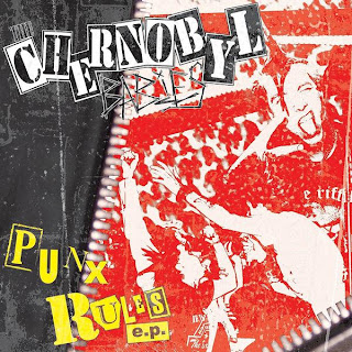 THE CHERNOBYL BABIES - PUNX RULES! EP