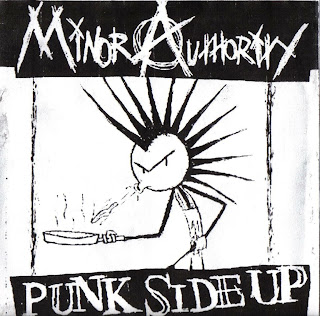 MINOR AUTHORITY - PUNK SIDE UP