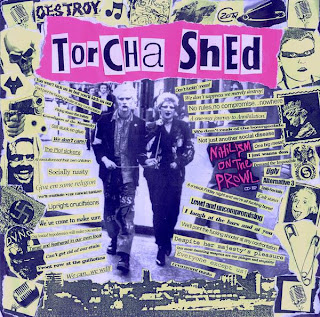 TORCHA SHED - NIHILISM ON THE PROW! EP
