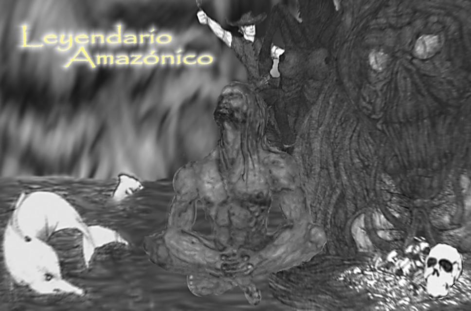Amazonian Legendarium