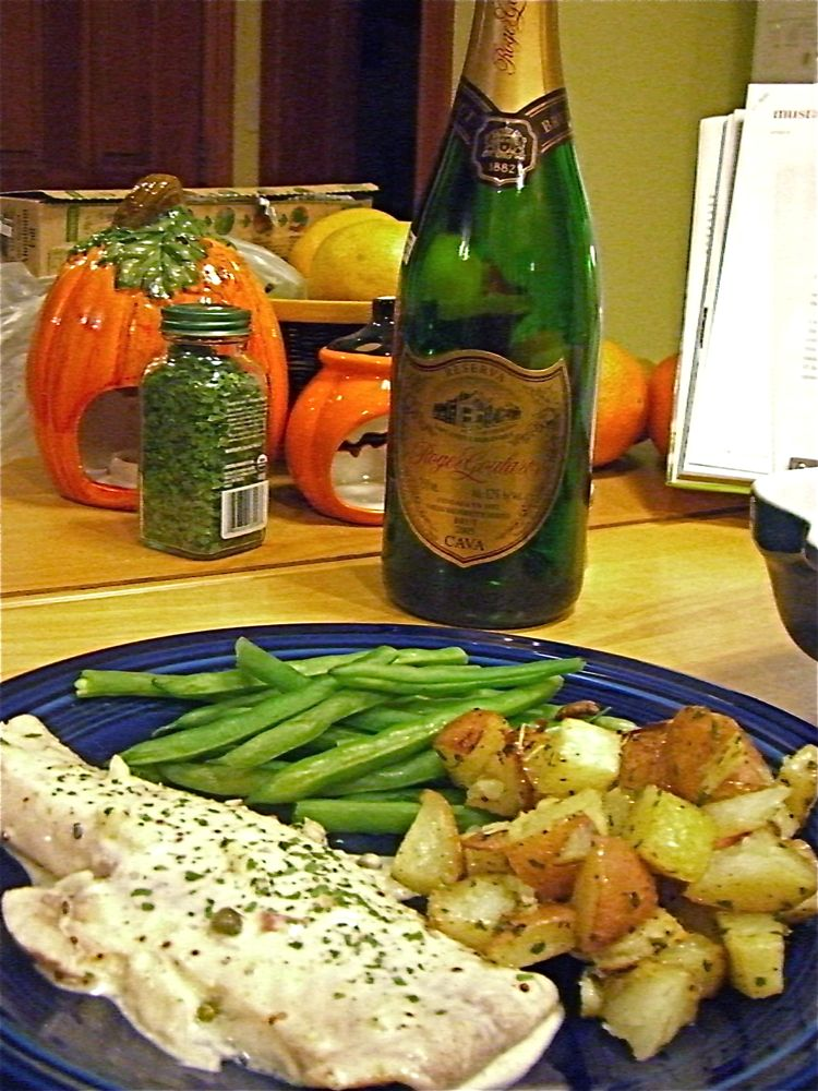 THE LADY OF SHALLOTS: Ina Garten's Mustard-Roasted Fish