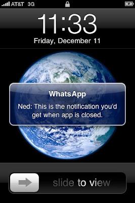 app iphone Messenger WhatsApp chatแจ๋งๆ2