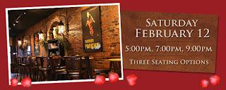 Bella Sera Valentines Weekend Saturday Pittsburgh
