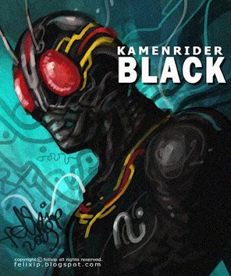 kamen rider black. Kamen Rider Black