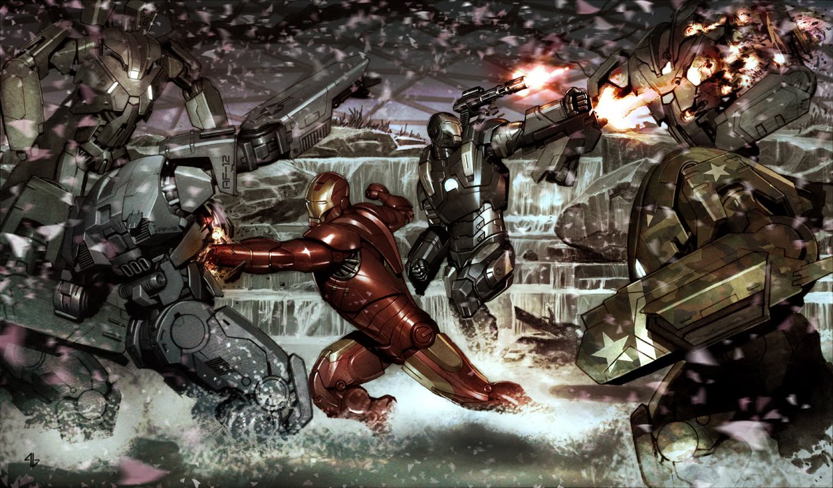 war machine marvel contest of chions
