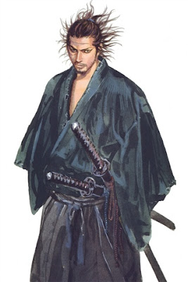 Manga Vagabond Is One Of The Best Times I Found Few Illustration From Internet And Put Together Below