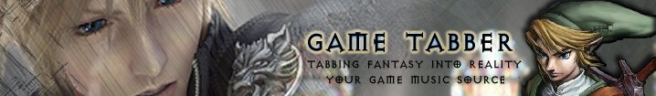 Gametabber's Tabs - Your Source For Game Music Tabs Download