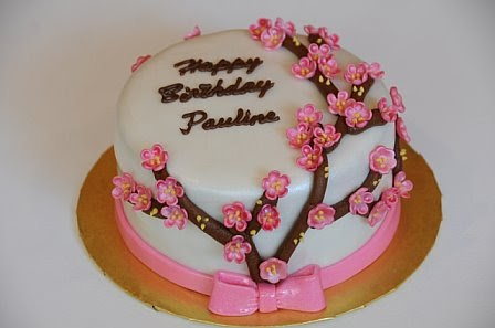 Happy Birthday Pauline Cake