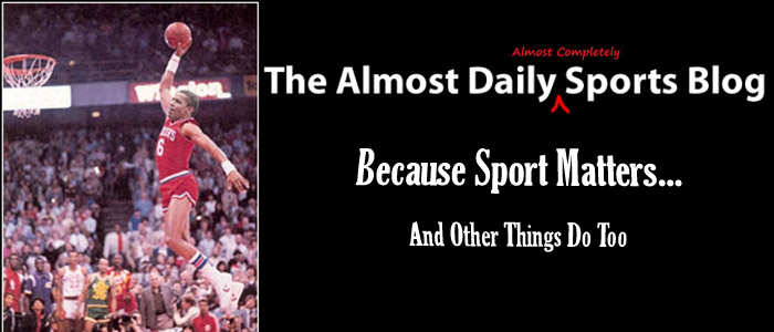 Almost Daily Sports Blog