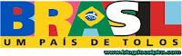 Logo do Governo Federal - Brasil um país de tolos