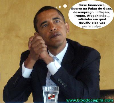 obama pensando no futuro