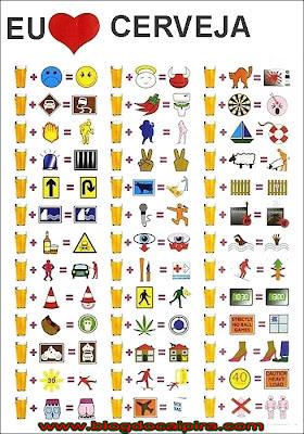 cerveja e suas combinações