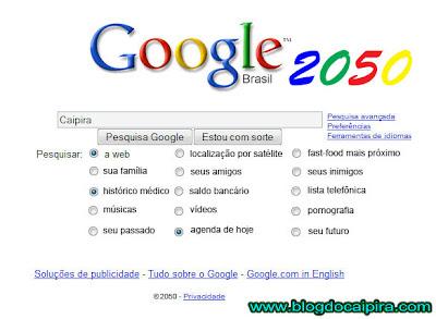 google em 2050