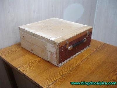 notebook caseiro