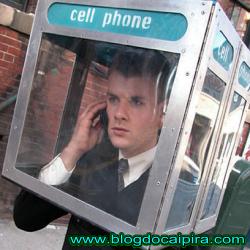cabine para celular