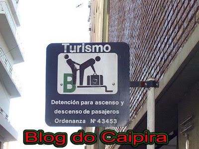 prakazz aviso aos turistas