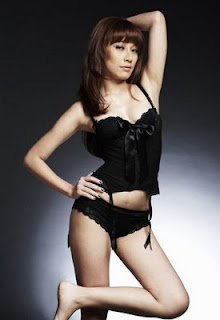 Foto Model Toket Gede Ratih Kusuma
