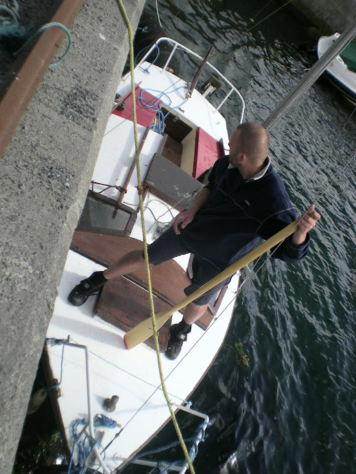 przy brzegu_2    Tarrea Quay Kinvarra Bay  15/06/2008