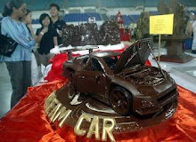 Chocolate car