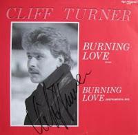 CLIFF TURNER - Burning Love (1986)