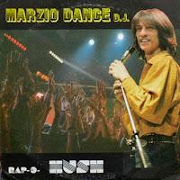 MARZIO DANCE D.J. - Rap-O-Hush (1983)