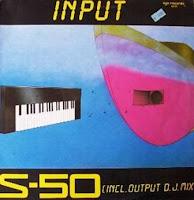 S-50 - Input (1987)