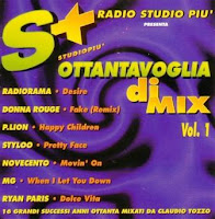 '80 VOGLIA DI MIX - Vol.1 (CD 1994)