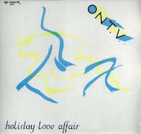 ON T.V. - Holiday Love Affair (1987)