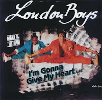LONDON BOYS - I`m Gonna Give My Heart (1986)