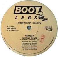 NEMESY - I Wanna Dance (1984)