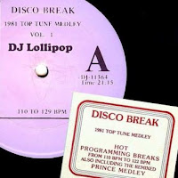 DJ LOLLIPOP - Top Tune Medley (1981)