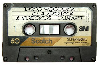 DISCO WOODUCK 80 (Mixed By Dj Mixpit)