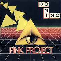 PINK PROJECT - Domino (2xLP Baby Records) (1982)