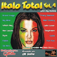ITALO TOTAL - Volumen 4 (Mixed By DJ SALVO 2007)