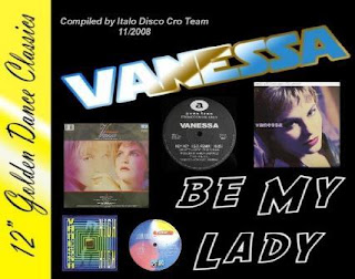 VANESSA - Be My Lady (20 Most Wanted Hits)