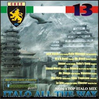 ITALO ALL THE WAY (CHEZ MIX) - VOL. 13