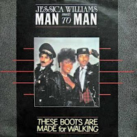 MAN 2 MAN - These Boots Are Made For Walkin' (1987)