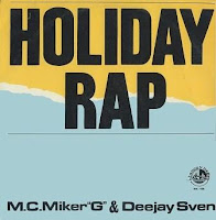 MC Miker G. & DJ Sven - Holiday Rap (1986)
