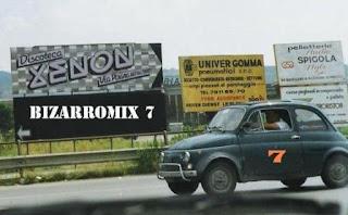 DJ PATRU - BIZARROMIX 7 (2009)