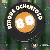 ATAQUE OCHENTOSO - 95.1 Metro Vol. 01 (2003)