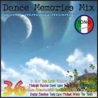 DANCE MEMORIES MIX 36 (2008)