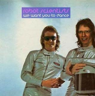 THE ROBOT SCIENTISTS - Musica Da Batticuore 08 (2008)