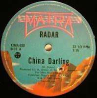 RADAR - China Darling  (1983)