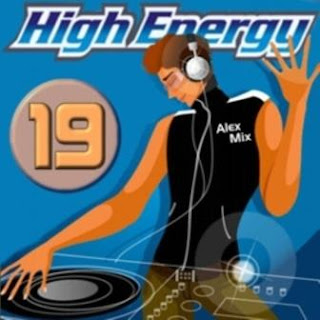 DJ ALEX MIX - High Energy Mix 19 (2009)
