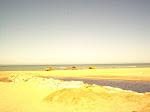 La playa de Mar del Sur